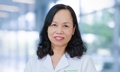 Bác sỹ Trần Thị Ánh