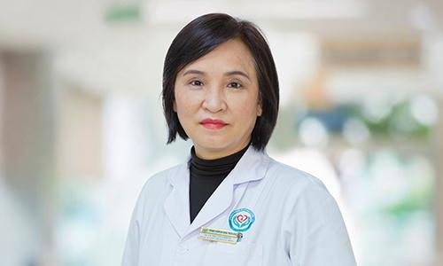 Bác sĩ Nguyễn Thị Phương Hồng